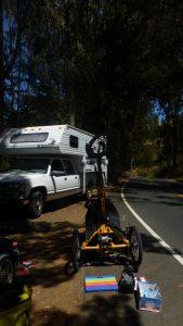20160729- De Bodega Bay à Olema Campground, CA, USAMy